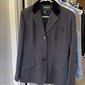 Ralph Lauren Women's Wool Blazer NWT